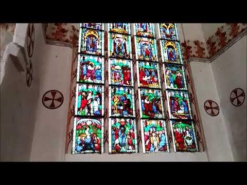 Смотреть клип Прекрасная Heiligen-Geist-Kirche и органная музыка онлайн бесплатно в качестве