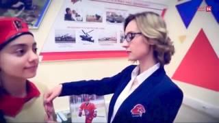 """حركة كشافة تابعة للجيش الروسي تشارك في """"تحدي المانيكان"""""""