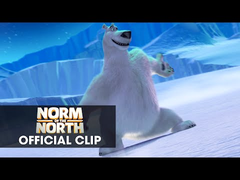 """Norm Of The North (2016) Official Clip – """"Arctic Shake"""""""