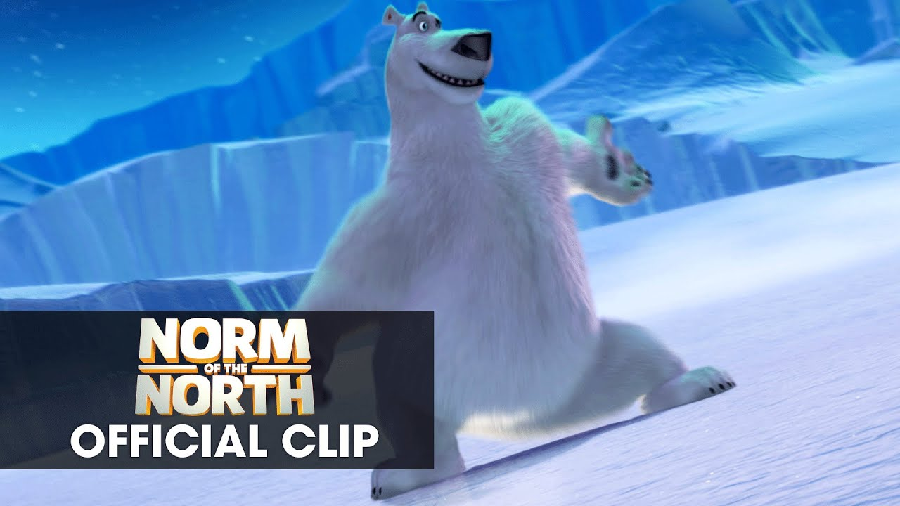 "Norm Of The North (2016) Official Clip – ""Arctic Shake"""