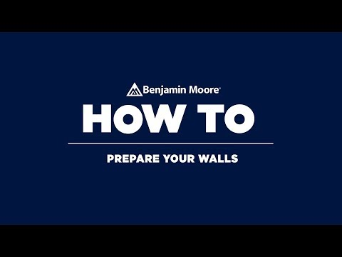 How to Prepare Your Walls for Painting   Benjamin Moore