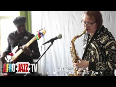 2016 04 21 AfroJazz quintet feat Jimi Tenor & Ismaila Sané & Ilmari Heikinheimo