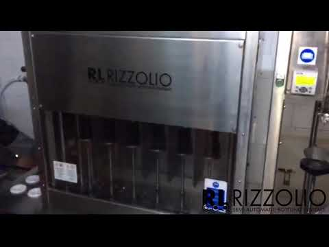Craft beer bottling with Rizzolio's equipments