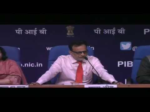 GST (India) Explained in Details by Revenue Secretary Dr  Hasmukh Adhia 25.04.2017