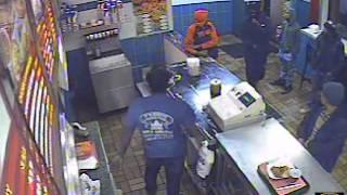 Crown Fried Chicken Robbery, Bridgeport, CT (16D-0357)