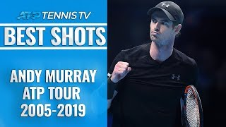 Best Andy Murray Shot For Every Year On ATP Tour!