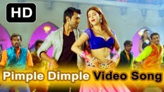 Yevadu Movie || Pimple Dimple Promo Song || Ram Charan Teja,Shruti Haasan
