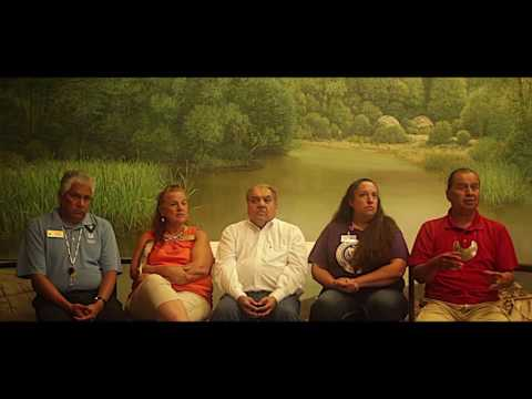 Ziibiwing Center Panel Discussion on Indigenous Peoples Day