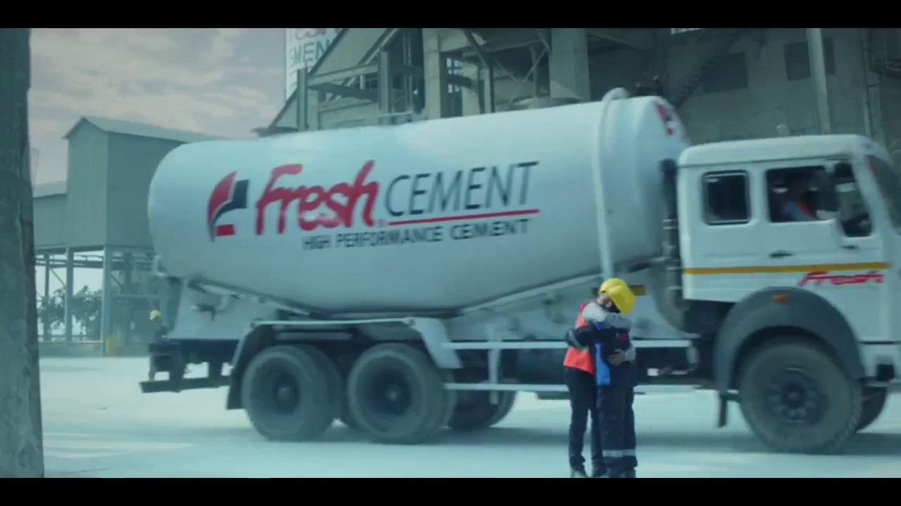 Fresh Cement TVC