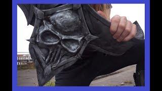Chaos Armour Belt / Wrestling Belt - Prop/Costume