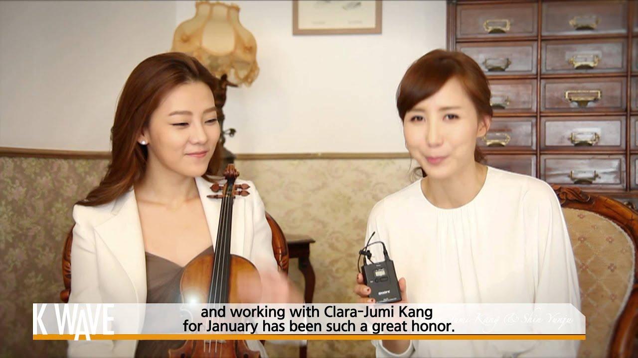 [KBS Kwave] Clara Jumi Kang - Making Film