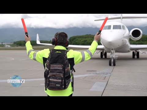 Innovation, Investment in Business Aviation on Display at EBACE2019