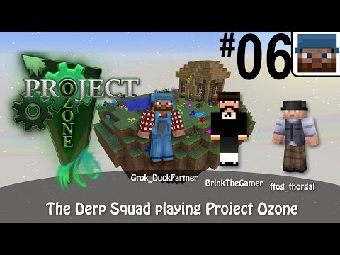 Project Ozone #06 - To the Mining world