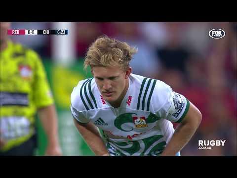 2018 Super Rugby Round 10: Reds vs Chiefs