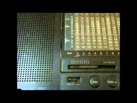 Trans World Radio (Manzini, Swaziland) - 4775 kHz