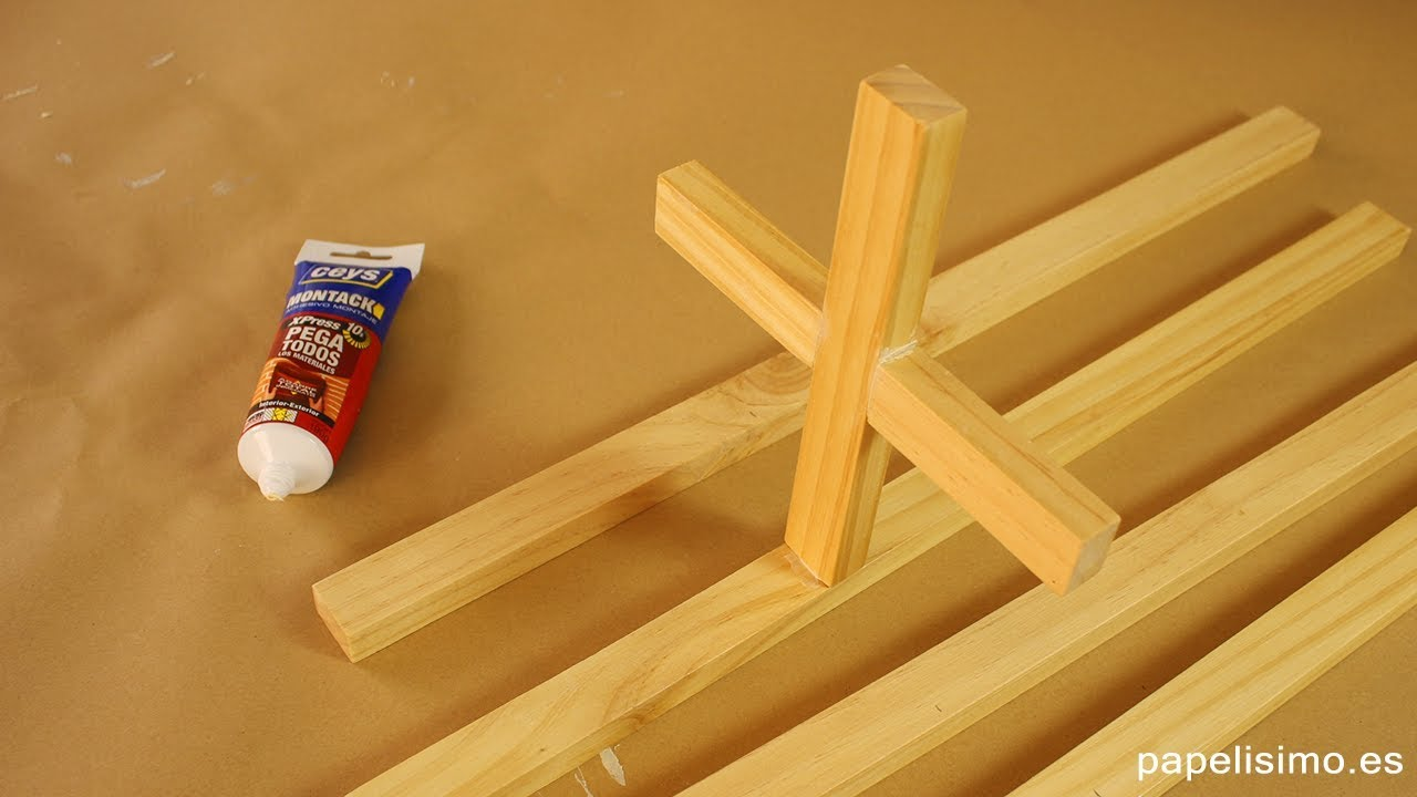 C mo hacer macetero de madera youtube - Como hacer maceteros ...