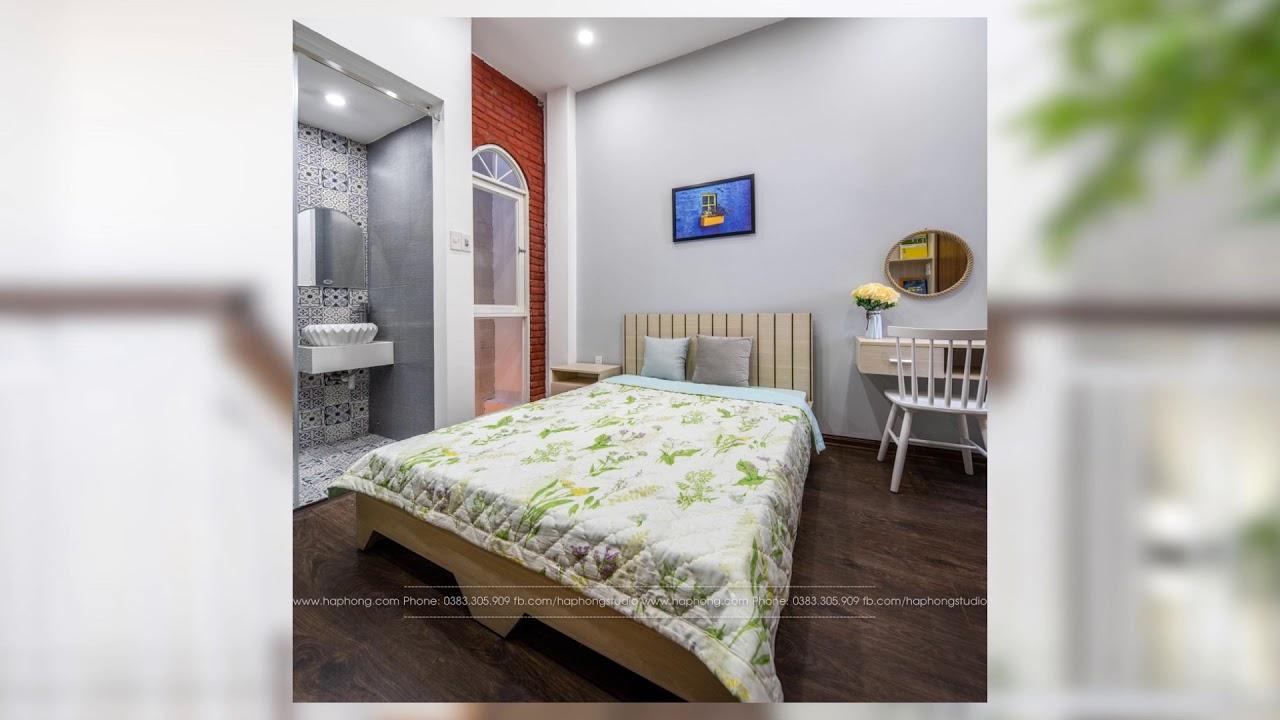 Chụp ảnh Khách sạn – Villa –  Hotel – Resort : Nhà kiệt phố