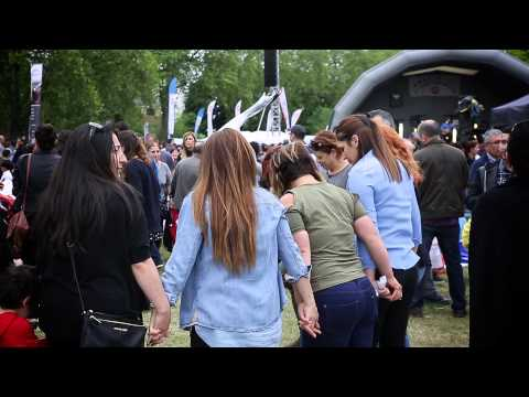 Turkish Alevi Festival 2015