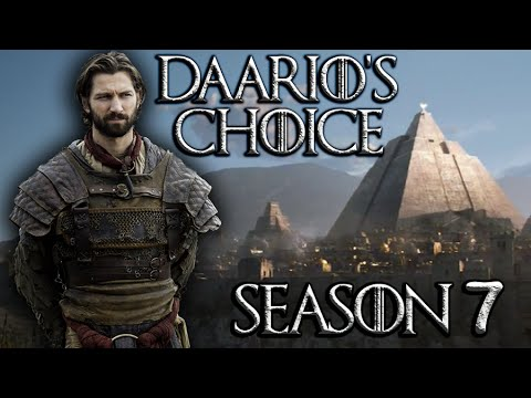 Is Daario REALLY going to stay in Meereen?  (Game of Thrones)