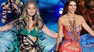 Kendall Jenner, Bella & Gigi Hadid BUMPED from 2017 Victoria's Secret Fashion Show Lineup