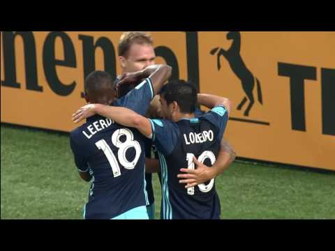 Highlights: MNUFC vs. Seattle Sounders | August 5, 2017
