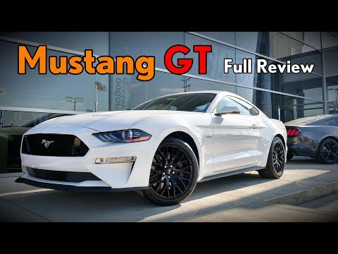 2018 Ford Mustang GT: Full Review | Performance Package & GT Premium