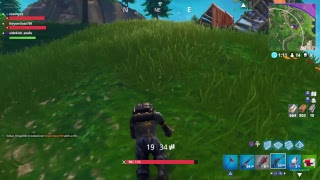 HIGH KILL GAMES-FORTNITE LIVESTREAM!