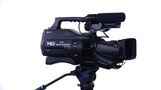 Sony HXR-MC2500, la cámara de entrada de gama de Sony