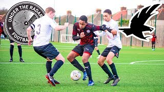 YOUNG BALLERS STEP UP! - Under The Radar FC