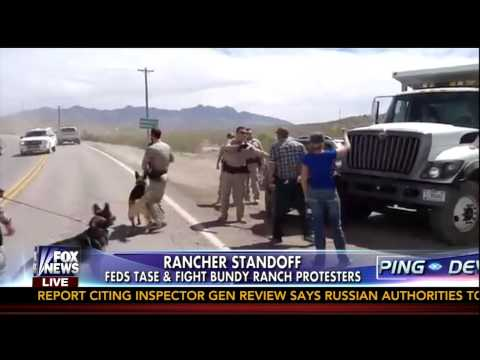 Rancher Cliven Bundy interview with Greta 4/10/2014