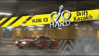 DRIFT VLOG 13 – DRIFT KAZAKH | NEW DRIFT SPOT | KISS THE WALL | HIGH SPEED DRIFTING