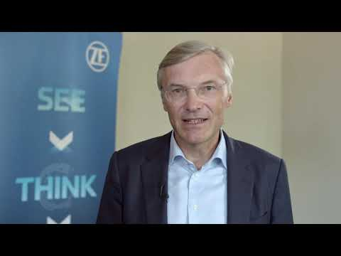 CLEPA - Future As We Move: Wolf-Henning Scheider, CEO Of ZF