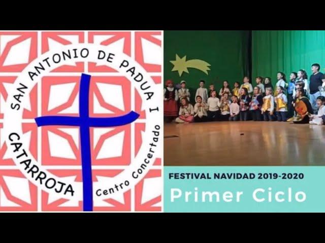FESTIVAL PRIMER CICLO 2019