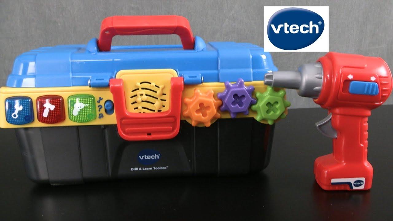 VTech Drill /& Learn Toolbox