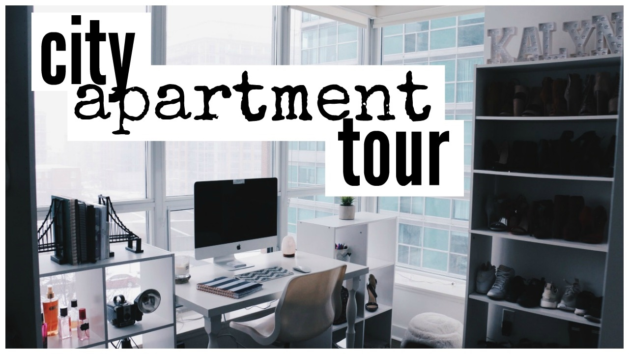 Tour My New Apartment