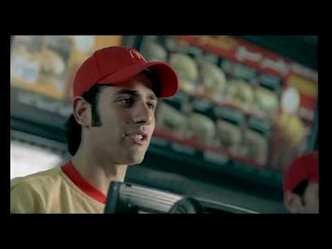 This Egyptian Commercial is listed (or ranked) 4 on the list The 11 Most Bizarre International McDonald's Commercials