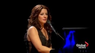 One-on-one with Sarah McLachlan