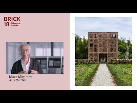 Wienerberger Brick Award 18: Terra Cotta Studio, Vietnam