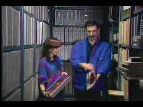 Frank Zappa - The Basement Tapes, MTV 1985