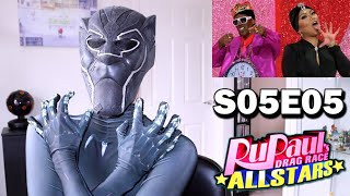 All Stars 5 Episode 5 - Live Reaction **Contains Spoilers**
