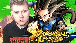 DRAGON BALL LEGENDS | MODO HISTORIA #1 | NUEVO JUEGO De DRAGON BALL SUPER !