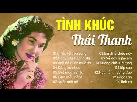 THÁI THANH (Bản chuẩn)