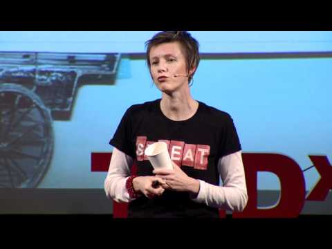 TEDxCanberra - Rebecca Scott - Sustainable coffee, sustainable dollars, sustainable lives