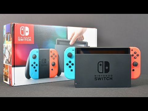 Thumbnail: Nintendo Switch: Unboxing & Review