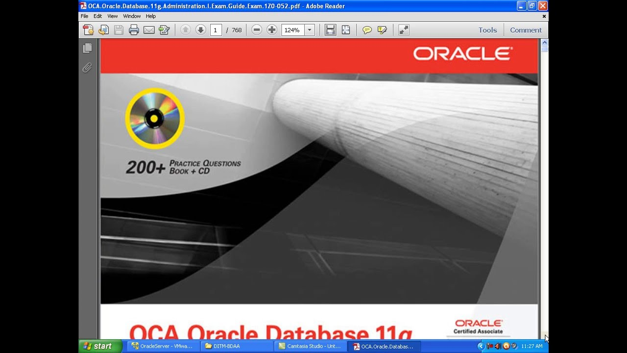 Oracle Database 11g Sql Pdf