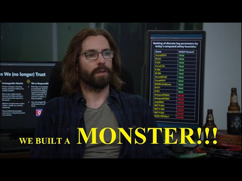 We Built A Monster - Silicon Valley - Finale S6E7
