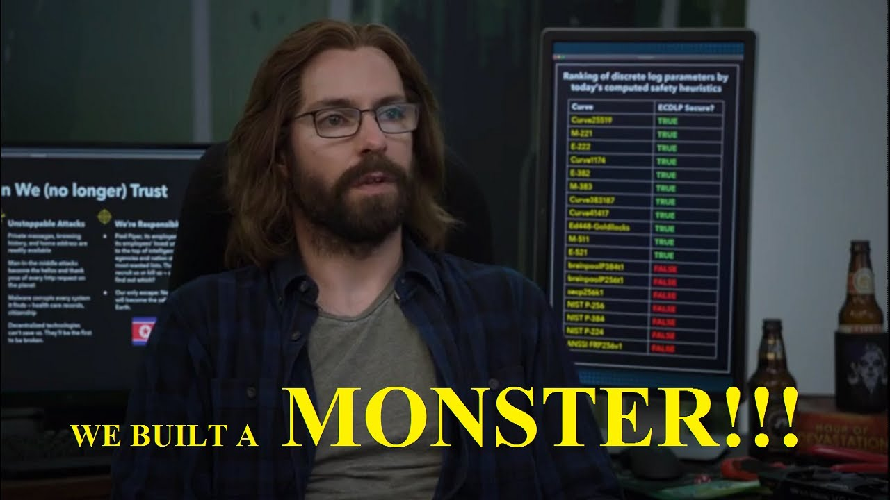 Download We Built A Monster - Silicon Valley - Finale S6E7