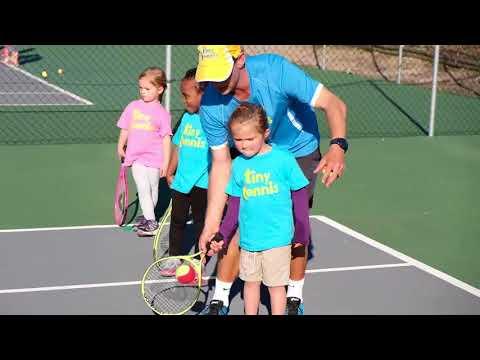 Tiny Tennis South Africa