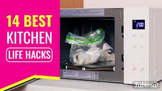 14 best kitchen life hacks for all sorts of situations. Tips and Tricks