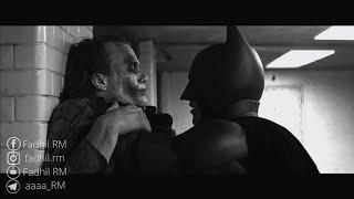(2k) The Dark knight مترجم بالعربي مشهد رائع للجوكر وباتمان مع اغنية لحن الموت